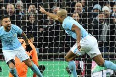 Kapten Manchester City Merasa Beruntung Bisa Jebol Gawang Arsenal