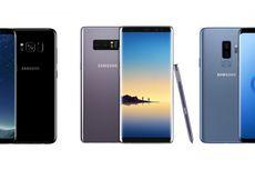 Pemilik Galaxy Note 8 di Indonesia Bisa Update Android Oreo