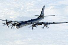 Jet Tempur AS Cegat Enam Pesawat Militer Rusia