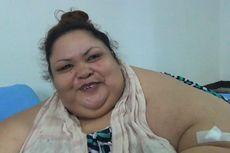 Titin, Penderita Obesitas 300 Kg, Bersiap Dioperasi Ditemani Suami dan Anaknya