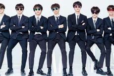 Gelar Konser di Wimbley Stadion, BTS Jadi Artis ke-12 yang Tiketnya Habis Terjual