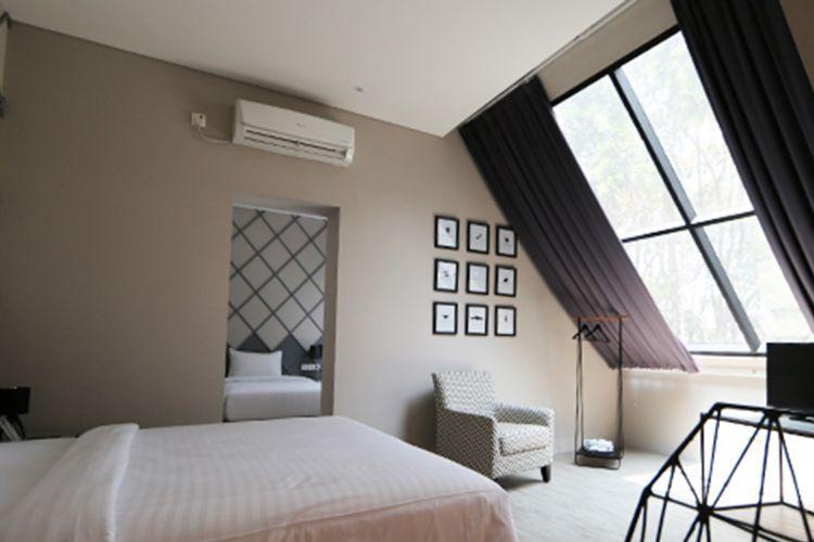 5 pilihan hotel dekat kampus itb bandung for Dekor kamar hotel di bandung