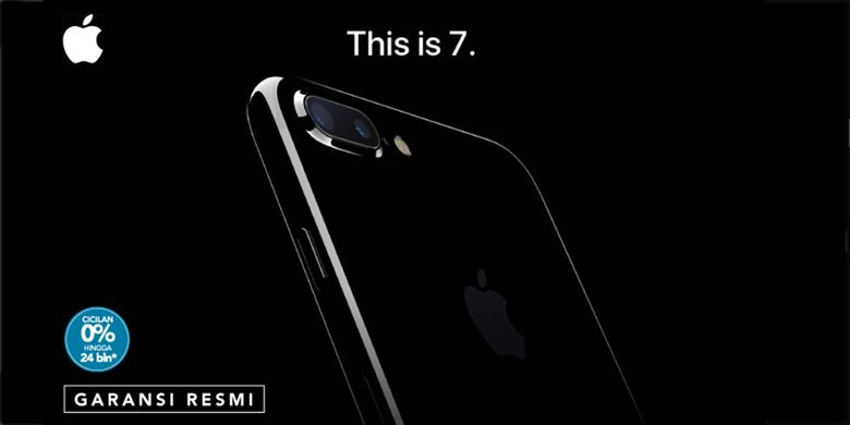 Ini Daftar Harga Iphone 7 Dan 7 Plus Dari Blibli Kompas Com