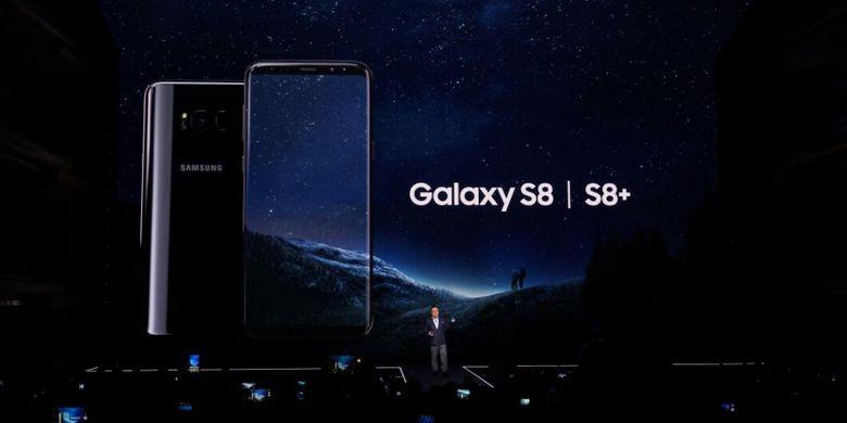 Berapa Harga Samsung Galaxy S8 Dan S8 Plus Di Indonesia Kompas Com