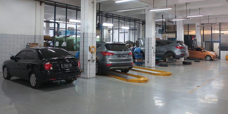 Bengkel Hyundai