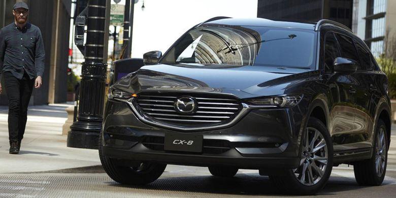 Mazda Dealership Md >> Mazda Cx 8 Tujuh Penumpang Sudah Bisa Dipesan