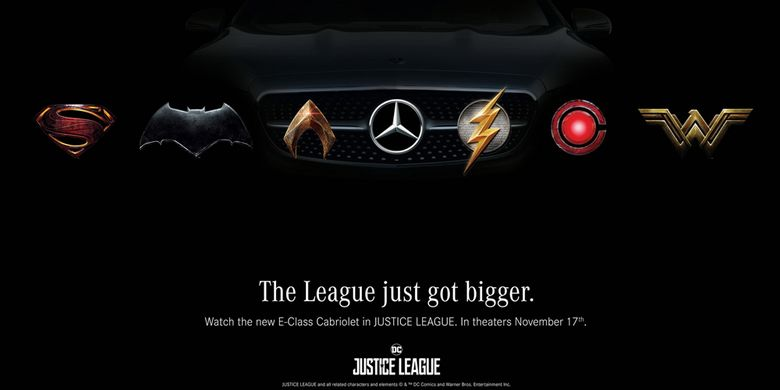 Justice League Mercedes AMG Vision Grand Turismo