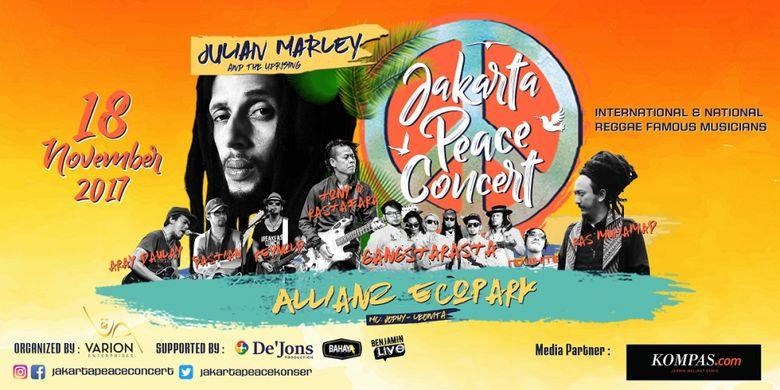 Jakarta Peace Concert 2017