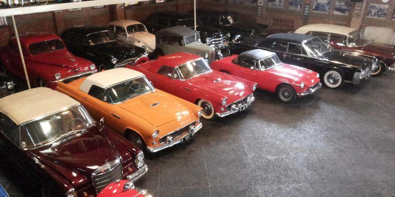 Mau Foto Pre Wedding Pakai Mobil Antik Di Sini Tempatnya