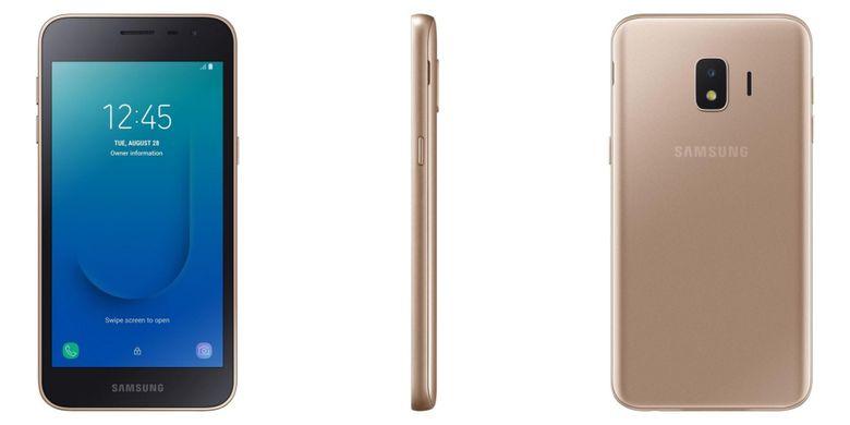 Ponsel Android Go pertama Samsung,  Galaxy J2 Core