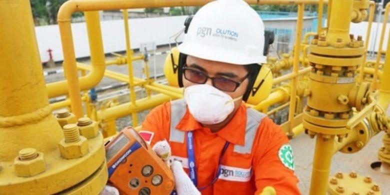 Dongrak Kinerja Perekonomian, PGN Dukung Pengembangan Kawasan Industri