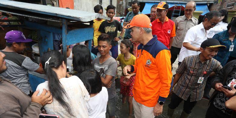 Atasi Banjir di Kota Semarang, 6 Pompa dan Mobil Derek Disiagakan