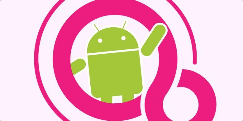 Ilustrasi Fuchsia OS