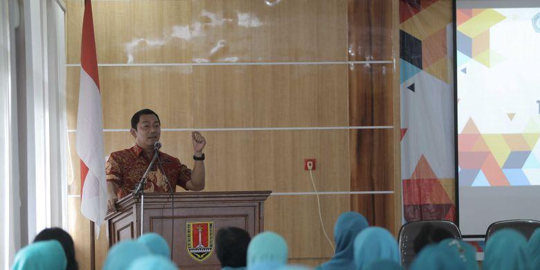 Hendi Ingin PKK Jadi Jaringan Marketing Kota Semarang