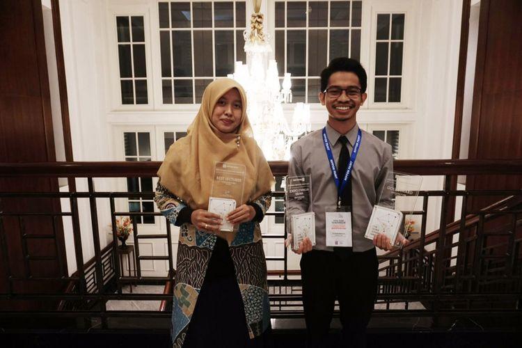 Alfian Reza Almajid, mahasiswa arsitektur UGM Yogyakarta mengalahkan 513 peserta di ajang Asia Young Designer Awards 2018.