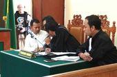 Banding, Vonis Terdakwa Politik Uang Turun Jadi 1 Tahun Penjara