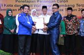 """Menang Pilkada, Harnojoyo Lanjutkan Program """"Palembang Emas"""""""