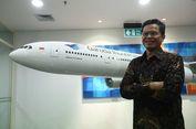 Dirut Garuda Usulkan Kenaikan Tarif Batas Bawah Pesawat