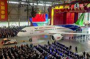 Pesawat Jet Penumpang Buatan China Dapat Izin Terbang Perdana