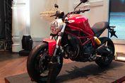 Detail Ducati Monster 797 Terbaru