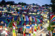 Ini Kata Para Dubes Uni Eropa Usai Keliling Kampung Pelangi Semarang