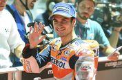 Kenangan Valentino Rossi soal Debut Dani Pedrosa di MotoGP