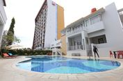 Hotel Tertinggi di Kota Padang, Punya 21 Tiang Penahan Gempa