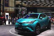 Toyota C-HR Hibrida Meluncur Siang Ini