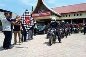 Taklukkan Padang - Bukittinggi dengan Honda CB150R SteetFire