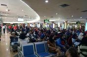 Ngurah Rai Tutup, 1.736 Penumpang dari Yogyakarta Gagal ke Bali