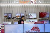 TV LG Keluaran Terbaru Dapat Update Audio Dolby
