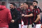 Gattuso Pastikan Milan Tidak Bermain Api Saat Jamu Ludogorets