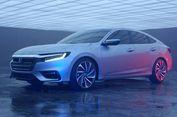 Insight, Sedan Hibrida Terbaru Honda Siap Meluncur