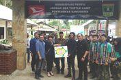 Daihatsu Lanjutkan Konservasi Penyu di Padang
