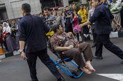 12 Korban Ambrolnya Mezanin BEI Dipulangkan dari Rumah Sakit