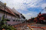 Kebakaran, Museum Bahari Dibuka untuk Wisatawan Besok