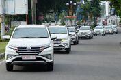 Penjualan Daihatsu Januari-Juli 2018 Naik Tipis