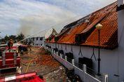 Kebakaran Museum Bahari Diduga akibat Korsleting Listrik