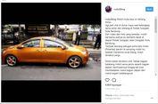 """Pemodifikasi """"Mobil Muka Dua"""" yang Viral Disebut Belum Terarah"""