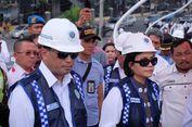 Tiga Menteri Tinjau Pembangunan Elevated Double Track Medan-Kualanamu