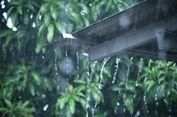 Akhir Pekan, Cuaca Jabodetabek Diprediksi Hujan disertai Petir dan Angin Kencang