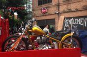 Beli Motor Chopper Pakai Duit Pribadi, Jokowi Tawar Rp 10 Juta Lebih Murah