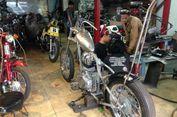 "Curhat Pemodifikasi ke Jokowi, Ingin Ekspor Motor ""Custom"""