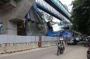Menerka Penyebab Robohnya 'Box Girder' LRT di Pulogadung