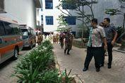 Ada Gempa, PNS DKI Berhamburan Keluar Balai Kota dengan Tangga Darurat