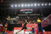 Jadwal Laga 5 Wakil Indonesia pada Semifinal Indonesia Masters 2018