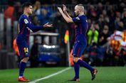 Lawan Chelsea, Barcelona Bakal Tanpa Andres Iniesta