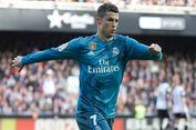 Penampilan Ronaldo Menentukan Performa Real Madrid