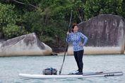 Hadapi Sandiaga di Festival Danau Sunter, Apa Saja Persiapan Susi?