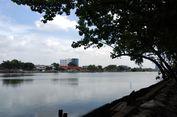 Mempersolek Danau Sunter Jelang Pertandingan Susi-Sandiaga
